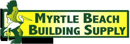 Myrtle beach building supply